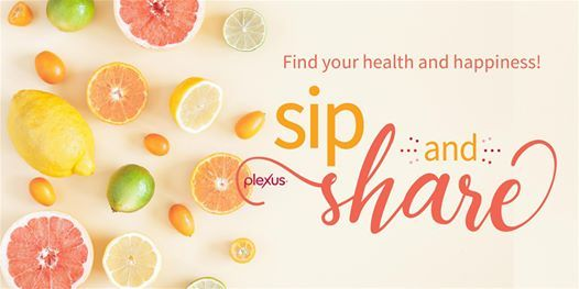 Plexus worldwide Sip and Share healthandnutrition.ca