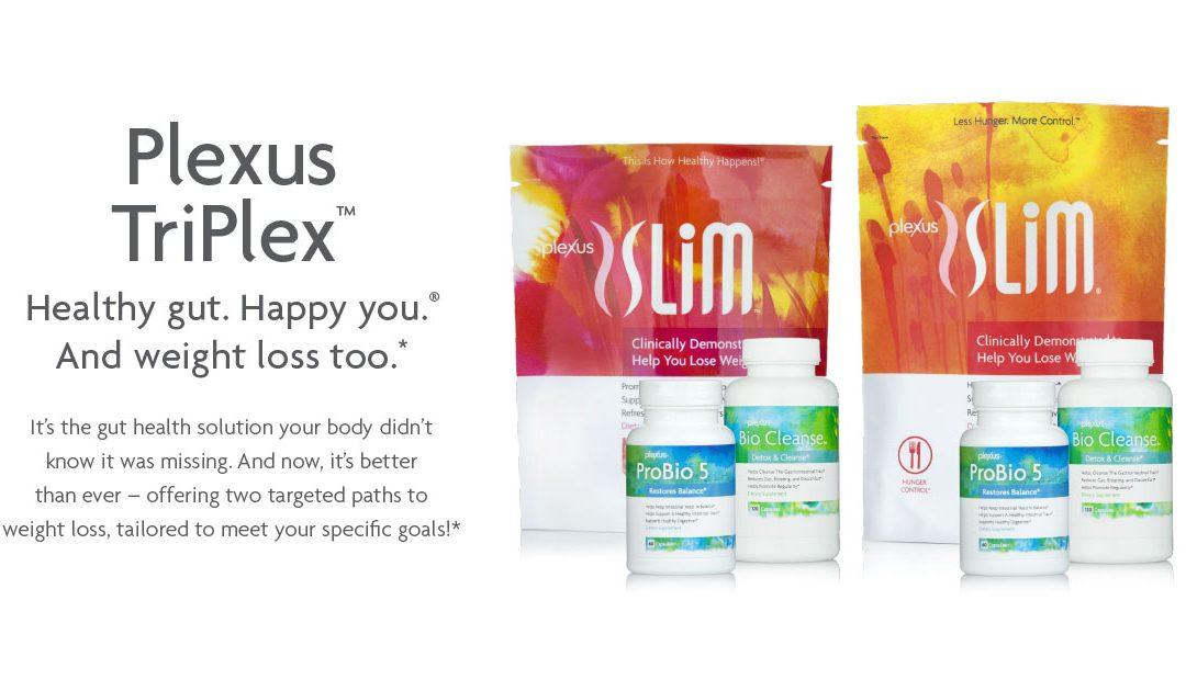 plexus worldwide plexus triplex with or without hunger control